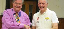 Council Helps Cricket Club
