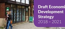 Economic Development Strategy consultation
