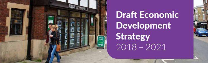 Economic Development Strategy consultation