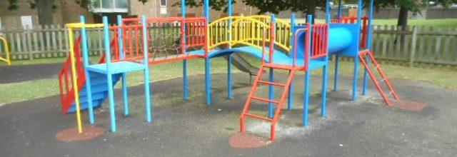 Spitals Cross Playground – Refurbishment Project 2019