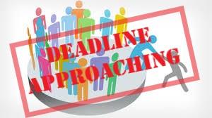Deadline 2 September for Councillor Co-Opt!