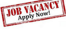 VACANCY – OFFICE AND PLANNING ADMINISTRATION ASSISTANT