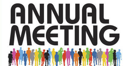 Annual Town Meeting – 2 March 2020