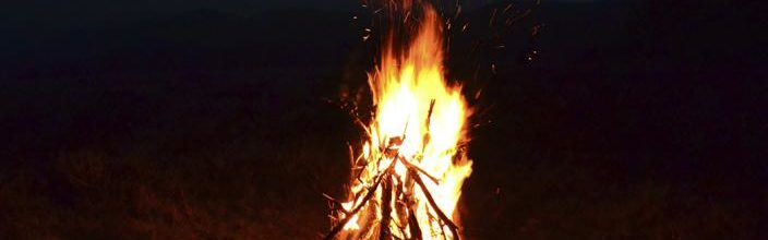 Residents urged to think twice before starting a bonfires
