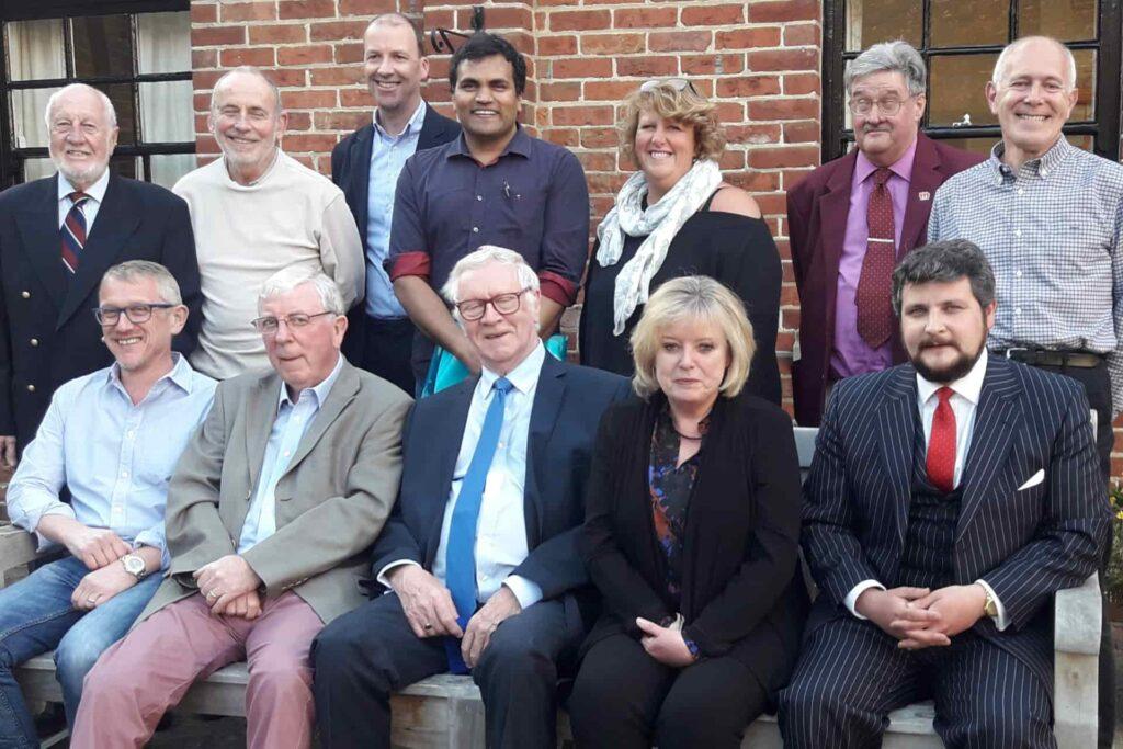 Edenbridge Town Councillors May 2019